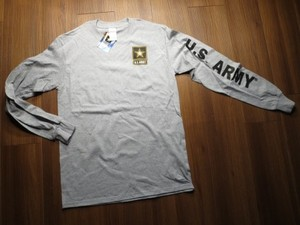 U.S.ARMY T-Shirt Long Sleeves sizeS new