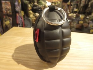 Grenade style Pouch for Keys & Coins (BK)new