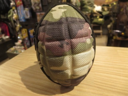 Grenade style Pouch for Keys & Coins (CM)new
