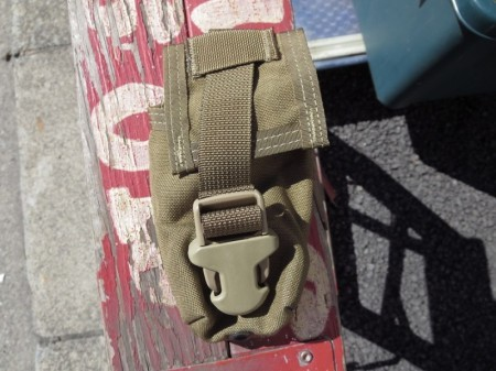 U.S.Pouch Flash Bang Coyote new?