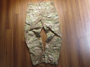 U.S.ARMY Trousers Combat MultiCam sizeL used