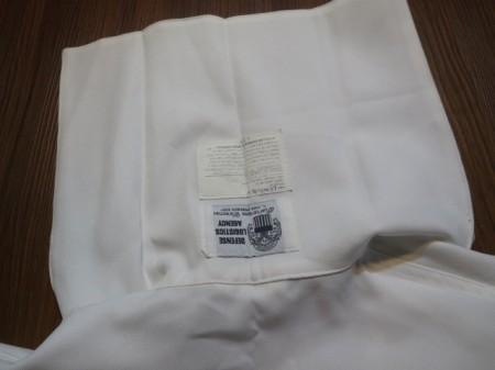 U.S.NAVY Jumper White 2015年 size44L used
