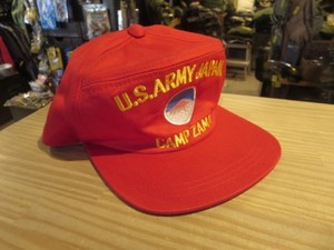"U.S.ARMY Utility Cap ""CAMP ZAMA,JAPAN"" new?"