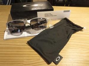 """U.S.OAKLEY Sunglasses """"HALFLINK"""" new"""