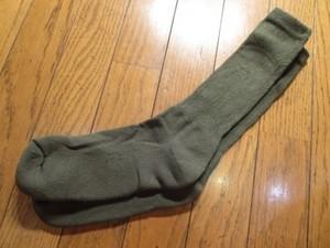U.S.Socks Olive sizeM new