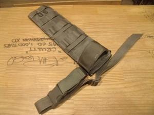 U.S.MOLLEⅡ Holster Leg Extender FOLIAGE new?