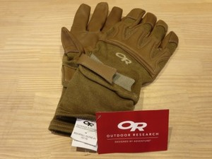 U.S.Gloves Tactical RockFall OP sizeL new