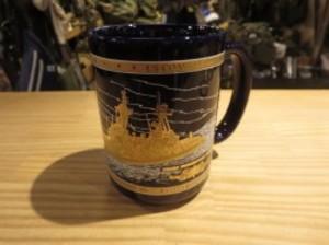 """U.S.COAST GUARD Mug """"USCGC MORGENTHAU WHEC-722"""""""