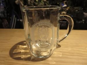 """U.S.NAVY Beer? Mug """"USS HIGGINS DDG-76"""" used"""