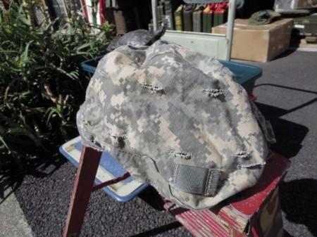 U.S.ARMY CoverHelmet ACU forACH 2005年 sizeS/M used