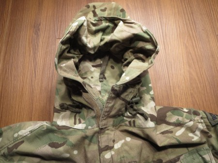 U.K.Smock Combat WindProof MTP 難あり size170/88 used