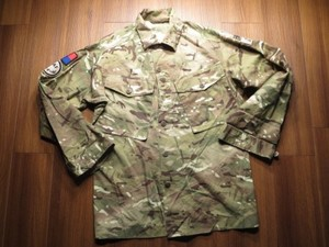 U.K. Jacket Combat MTP Tropical size180/96 used