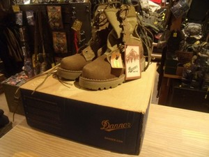 """U.S.MARINE CORPS Boots """"Danner"""" GORE-TEX size3 new"""