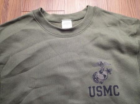 """U.S.Marine Corps Sweat""""Physical Training""""sizeS new"""