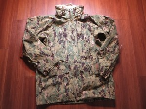 U.S.NAVY Gore-Tex Parka Working TypeⅢ sizeM-R used