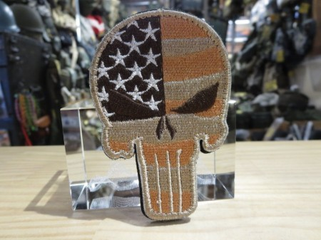 "U.S.NAVY SEAL's? Patch ""Punisher Skull"" new?"