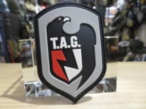 """U.S.Patch """"T.A.G.(Tactical Assault Gear)"""" new?"""