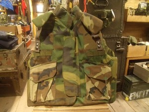 U.S.Body Armor Fragmentation Protective Vest sizeM