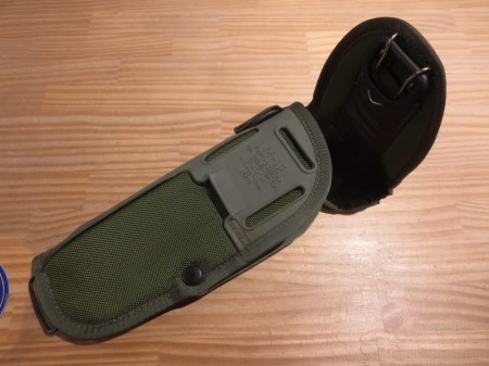 U.S.Holster M-12 BIANCHI used