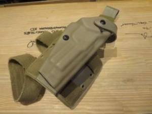 """U.S. Holster BERETTA M92F """"SAFARILAND"""" used"""