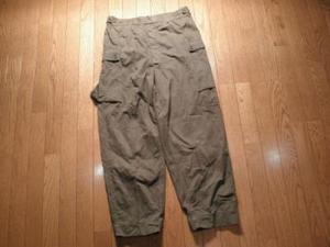 Holland Field Trousers 1970年? size? used