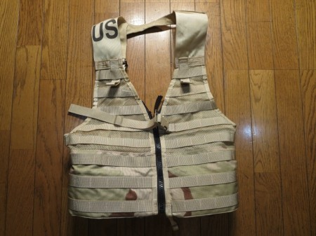 U.S. Vest MOLLEⅡ Load-Carrying Light Weight new