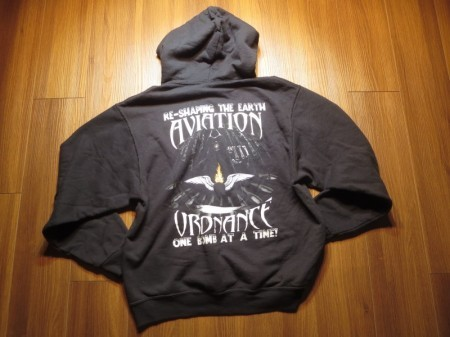 "U.S.NAVY HoodedParka ""Aviation Ordnanceman?"" sizeM"
