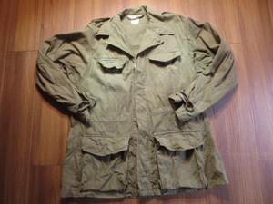France Field Jacket M47 size46 (sizeXL?) used