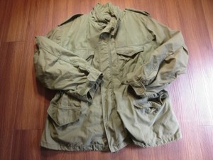 U.S. M-65 Field Jacket 1977年 sizeL-Short used