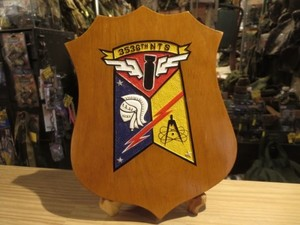 "U.S.AIR FORCE Plaque ""3536th NAVIGATOR ~"""