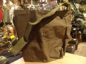 U.S.Gas Mask Bag Tank M25A1 new