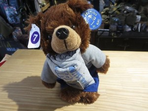 U.S.AIR FORCE Stuffed Bear Small new