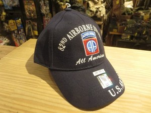 "U.S.ARMY Cap ""82nd AIRBORNE DIVISION"" new"
