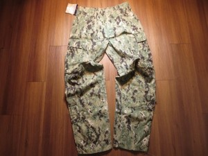 U.S.NAVY Trousers (FROG) TypeⅢ sizeM-R new
