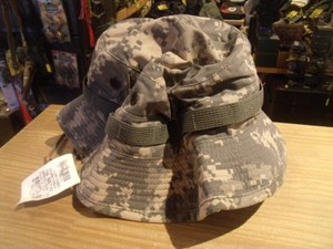 U.S.ARMY Hat Sun Hot Weather TypeⅣ size7 1/2 new