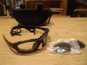 "U.S.WILEY X Sunglasses ""XL-1"" used"