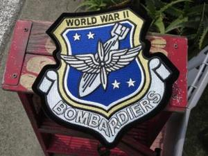 "U.S.?Canada? Patch""WWⅡ BOMBARDIERS""new"