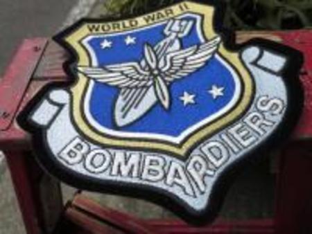 """U.S.?Canada? Patch""""WWⅡ BOMBARDIERS""""new"""
