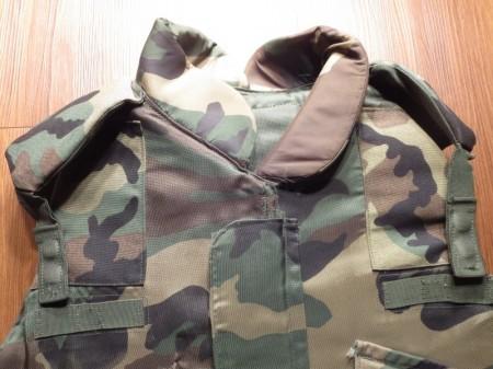 U.S.Body Armor Fragmentation Protective Vest sizeL