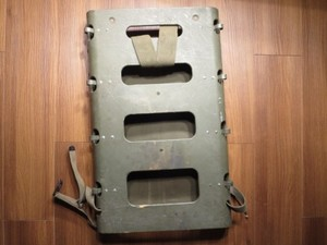 U.S.ARMY Pack Board Plywood 1944年 used