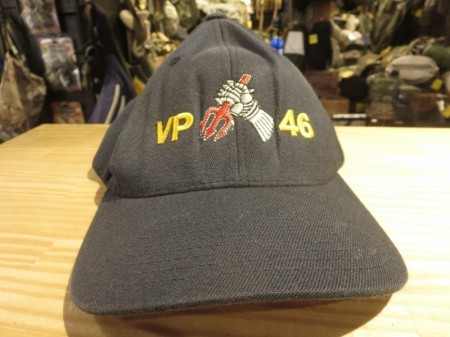 "U.S.NAVY Utility Cap ""VP-46 GREY KNIGHTS"" used"