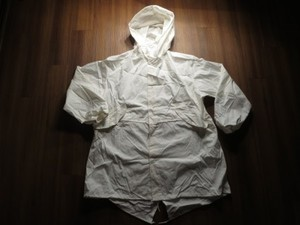 U.S.Parka Snow Camouflage Cotton? 1989年 sizeM