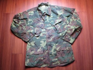 U.S.Field Coat RIP-STOP 1968年 sizeS-Short used