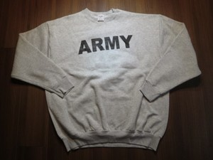 "U.S.ARMY Sweat ""Physical Training"" sizeL new"