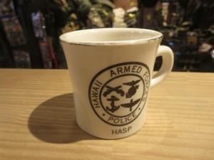 "U.S.Mug ""HAWAII ARMED FORCES POLICE"" used"