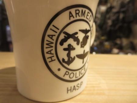 """U.S.Mug """"HAWAII ARMED FORCES POLICE"""" used"""