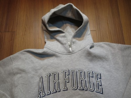 U.S.AIR FORCE Hooded Parka sizeL used