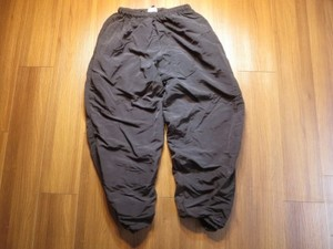 U.S.ARMY Trousers Physical Fitness Uniform sizeL-S
