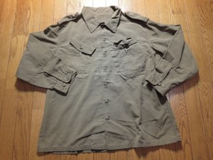 Canada Field Jacket(Shirt?)LightWeight sizeL used