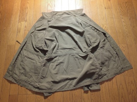 Canada Field Jacket Light Weight sizeS? used